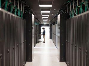 Informationen zum HPE Supercomputer