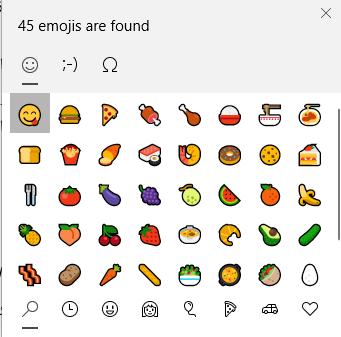Wie Sie das Windows 10 Emoji in Browsern und Word verwenden