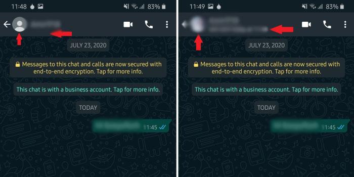 Drei Möglichkeiten, um herauszufinden, in WhatsApp blockiert sind