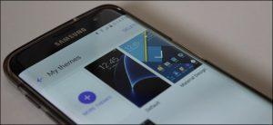 Wie Sie das Thema des Samsung-Telefons nach Galaxy Themes ändern