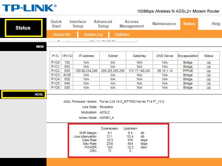 Wie das ADSL-Rauschen beheben und die Qualität verbessern