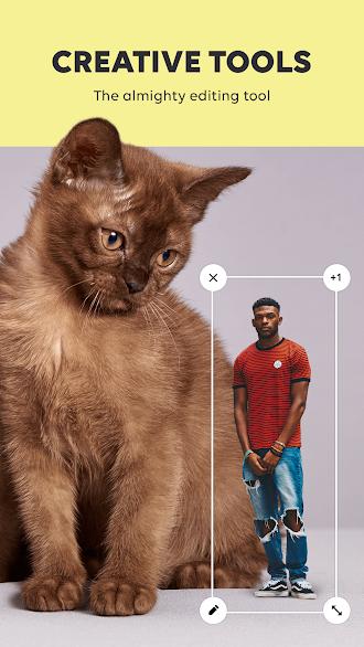 Snow app und Wie sie Fantasy-Selfies auf Android aufnehmen