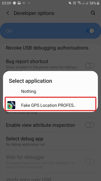 Fake GPS Einstellungen Android, gefälschten Standort app APK