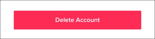TikTok Account löschen ohne handynummer, passwort, E-Mail