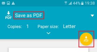 So speichern Sie Webseiten als PDF im Chrome-Browser