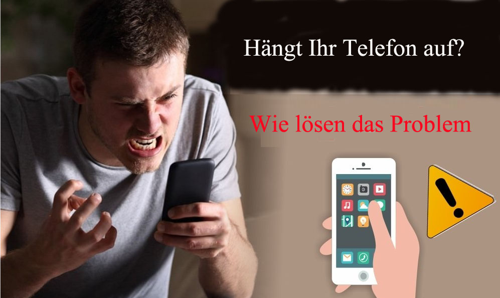 Handy ausschalten erzwingen hat sich aufgehängt reagiert nicht