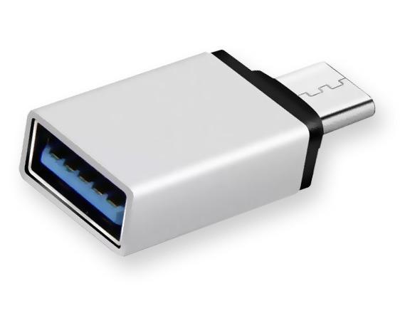 USB-Stick mit Handy verbinden Android über OTG-Kabel