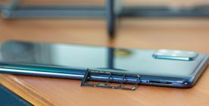 SIM-Karte einlegen Samsung Handy, SD-Karte wechseln
