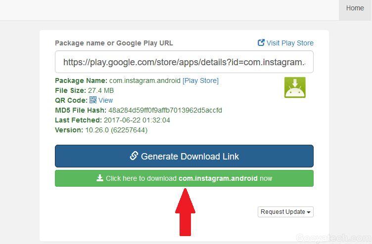 APK-Datei von google Play downloaden Android, herunterladen