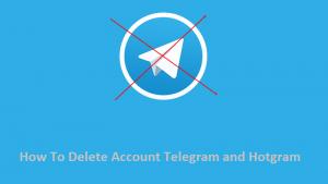 Telegram-Account löschen iPhone iOS android desktop, Konto