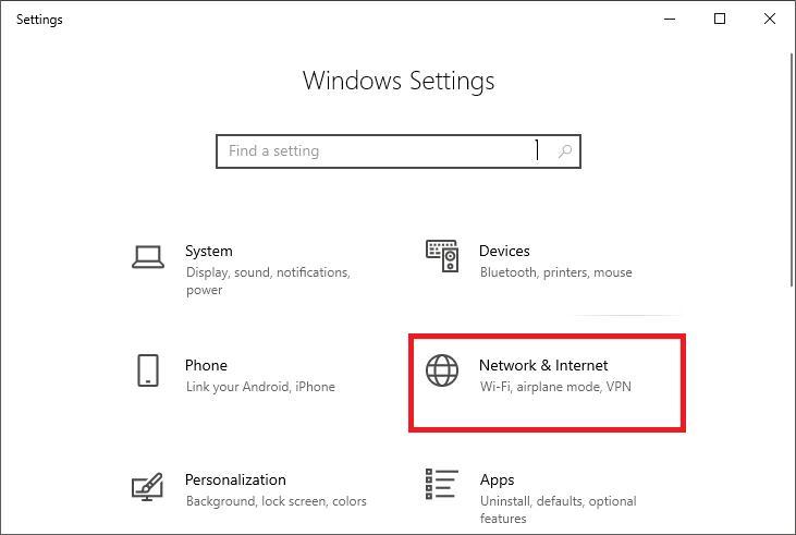 Internet teilen Windows 10 ohne Software, internetverbindung