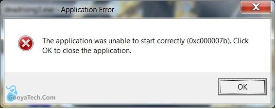 Fehler xc000007b0 beheben windows 10, ausführen programme