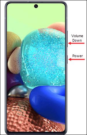 Wie Screenshot machen Samsung, Huawei, Android-Handy
