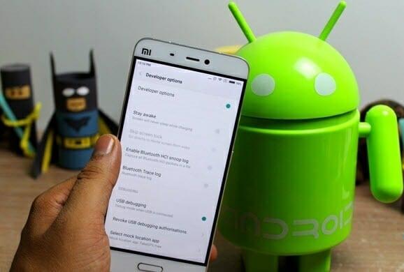 Entwickleroptionen deaktivieren aus der Android-Einstellung