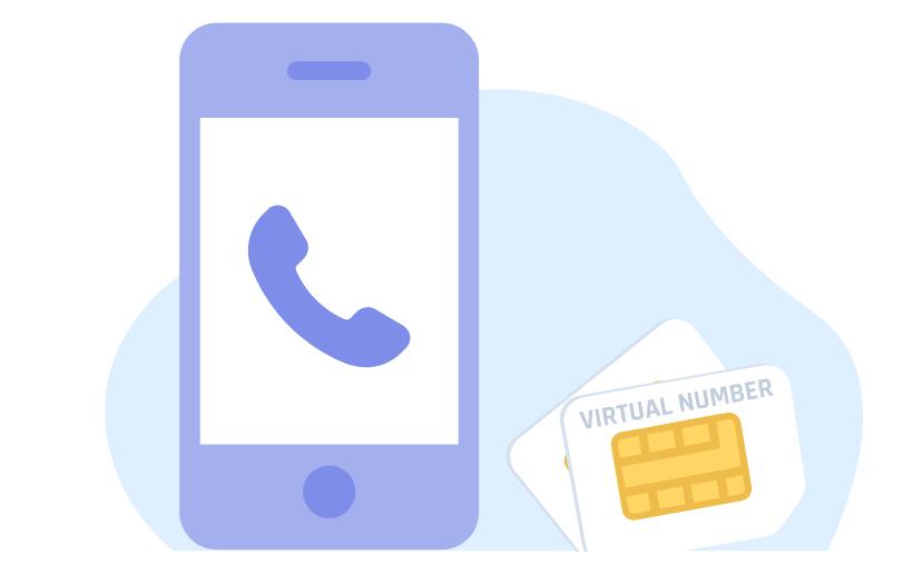 Virtuelle Telefonnummer kostenlos, WhatsApp-Konto Telegram