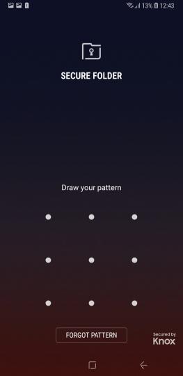 Apps und Bilder verstecken Samsung-Handys, finden anzeigen